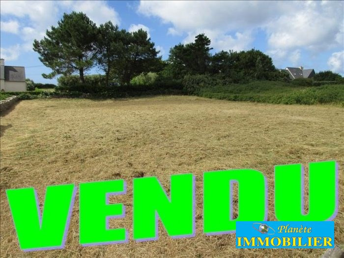 Sale site Plouhinec 47936€ - Picture 1