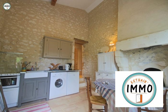 Deluxe sale house / villa Mortagne sur gironde 598900€ - Picture 18