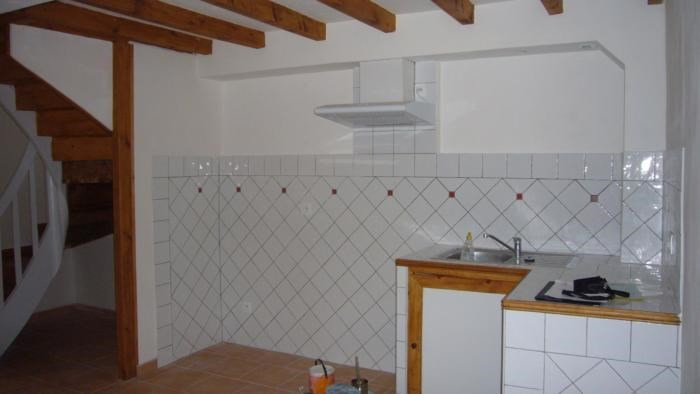 Rental apartment Alzonne 492€ CC - Picture 3