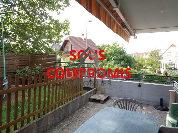 Vente appartement Haguenau 155150€ - Photo 1