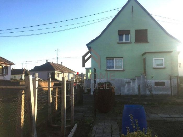 Venta  casa Mertzwiller 171200€ - Fotografía 1