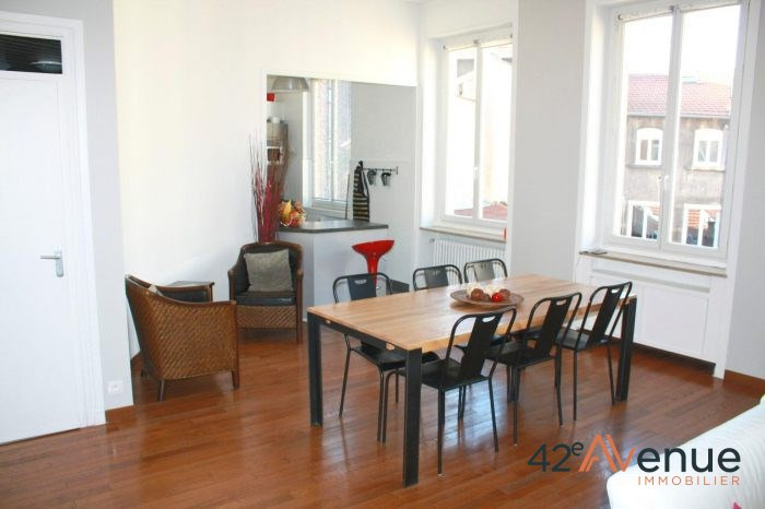 Vente appartement Saint-étienne 159 000€ - Photo 3