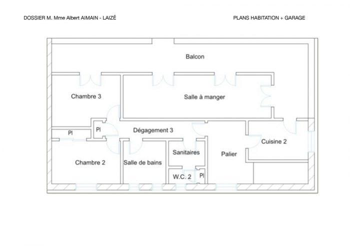 Vente maison / villa Hurigny 194000€ - Photo 14