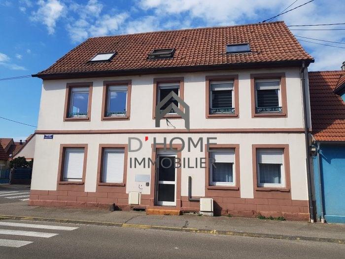 Verkoop  appartement Bischwiller 84000€ - Foto 5