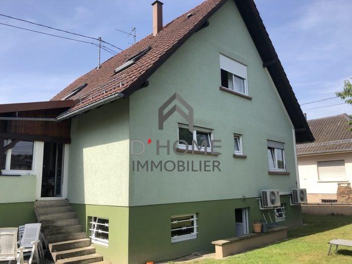 Sale house / villa Gumbrechtshoffen 328600€ - Picture 9
