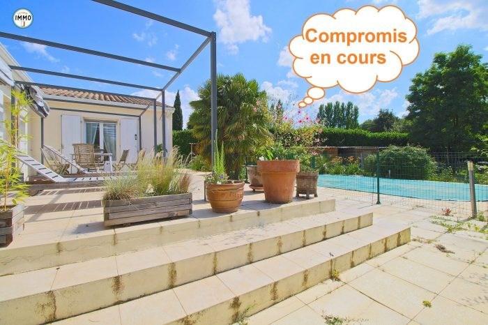 Vente de prestige maison / villa Mirambeau 234520€ - Photo 1