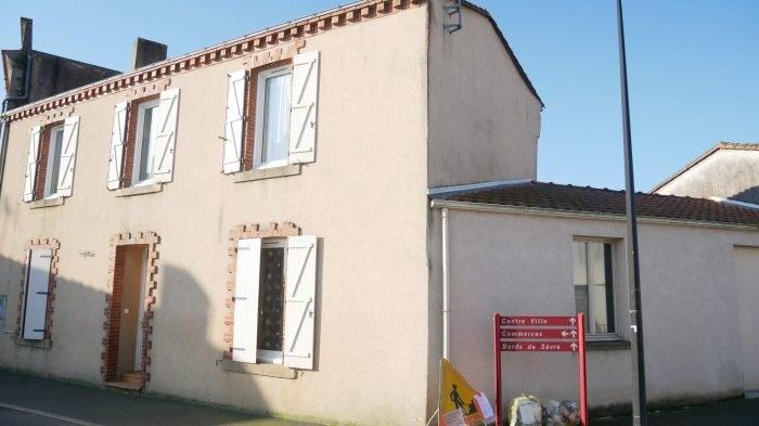 Sale house / villa Boussay 158400€ - Picture 1