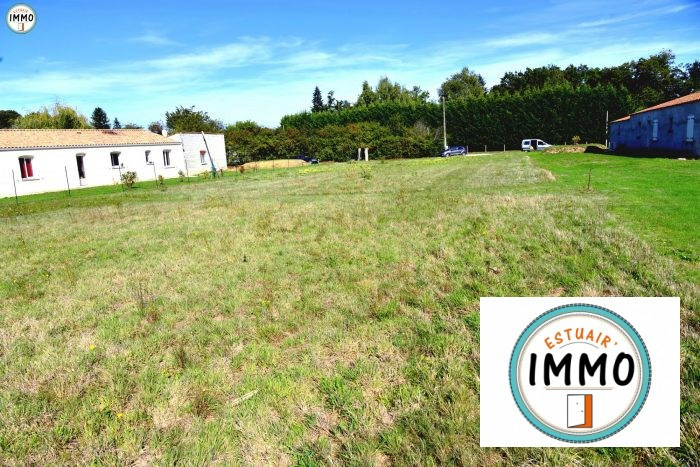 Vente terrain Nieul-le-virouil 17000€ - Photo 1