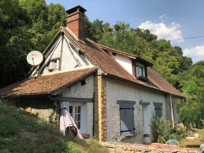 Sale house / villa Le plessis hebert 168000€ - Picture 1