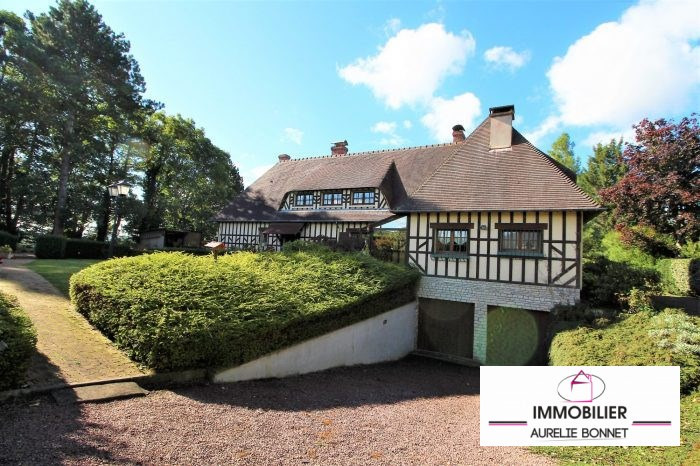 Deluxe sale house / villa Canapville 588000€ - Picture 10