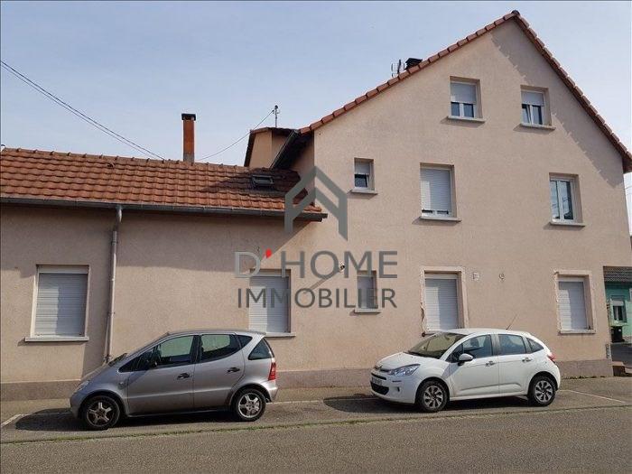 Revenda edifício Bischwiller 372750€ - Fotografia 1
