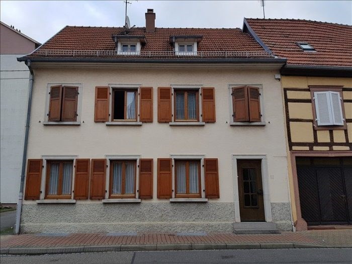Sale house / villa Bischwiller 162 000€ - Picture 1