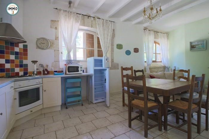 Vente de prestige maison / villa Saint-fort-sur-gironde 599000€ - Photo 6