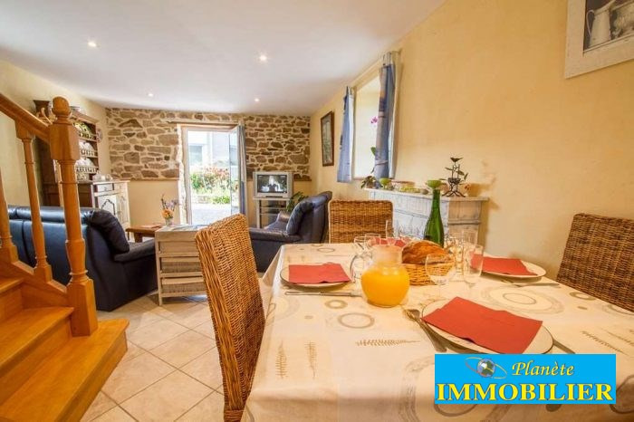 Vente de prestige maison / villa Cleden-cap-sizun 551200€ - Photo 4