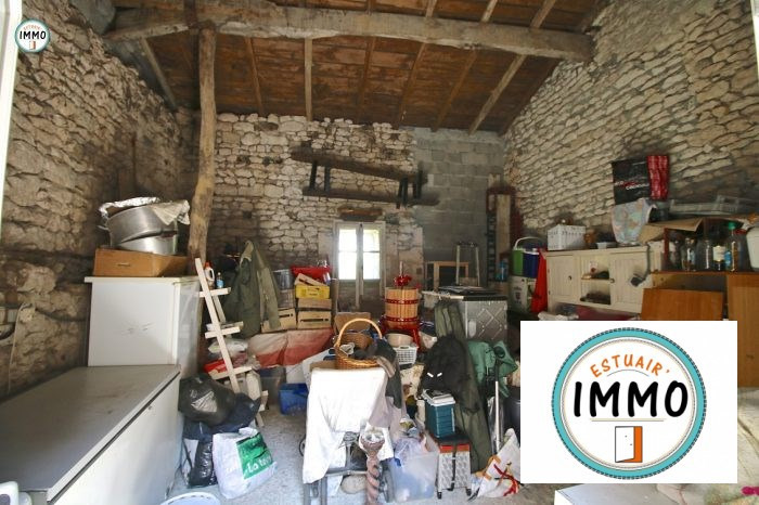 Vente maison / villa Mortagne sur gironde 192 960€ - Photo 10