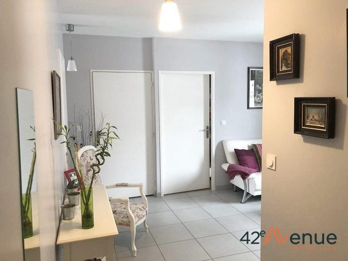 Vente appartement Roche-la-molière 210000€ - Photo 6
