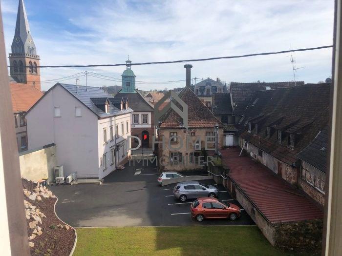 Verkoop  appartement Ingwiller 97000€ - Foto 2