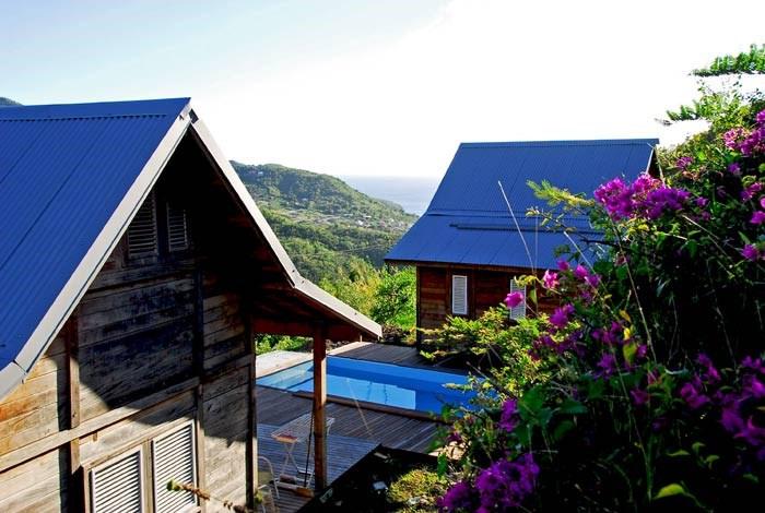 Deluxe sale house / villa Anses d'arlet 940500€ - Picture 2