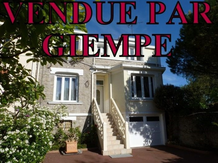 Sale house / villa Nantes 420 000€ - Picture 1