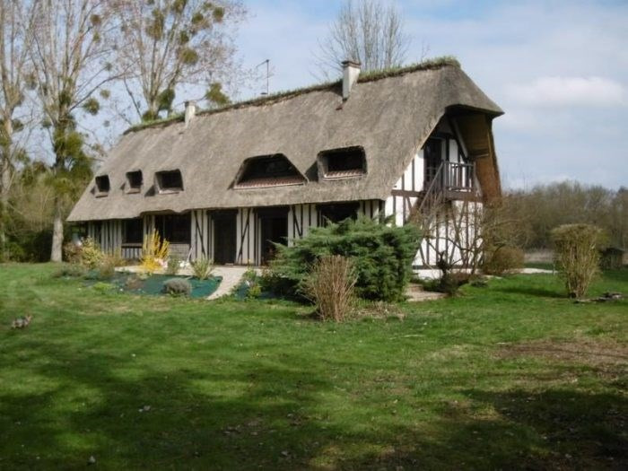 Deluxe sale house / villa Fontaine sous jouy 419 000€ - Picture 1