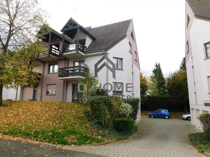 Sale apartment Geispolsheim 168000€ - Picture 1