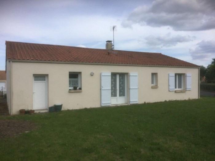 Sale house / villa La bernardiere 168400€ - Picture 3
