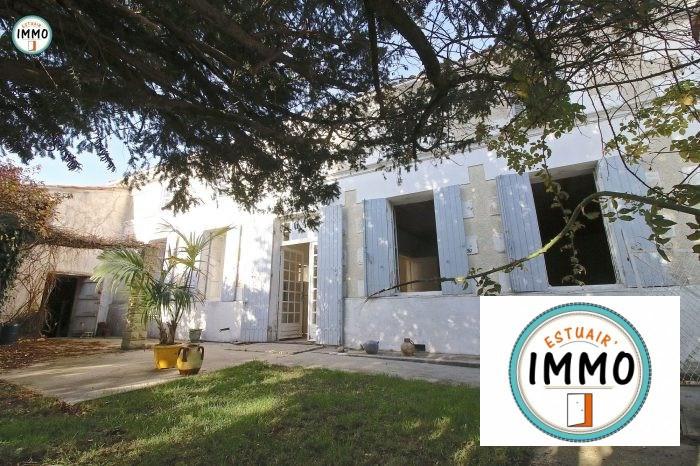 Sale house / villa Saint-fort-sur-gironde 108400€ - Picture 1