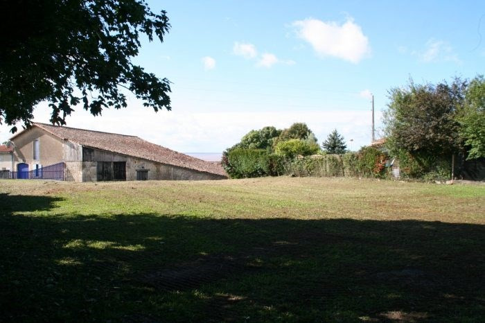 Vente terrain Mortagne-sur-gironde 44 000€ - Photo 2