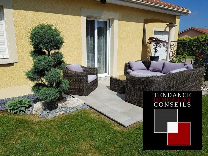 Sale house / villa Attignat 249600€ - Picture 1