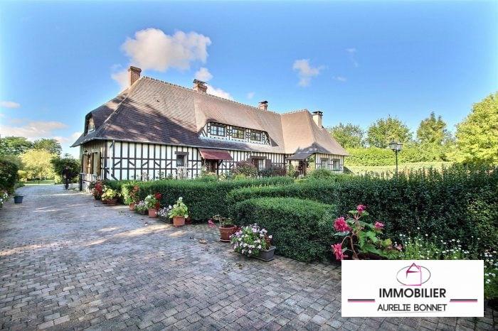 Deluxe sale house / villa Canapville 588000€ - Picture 3
