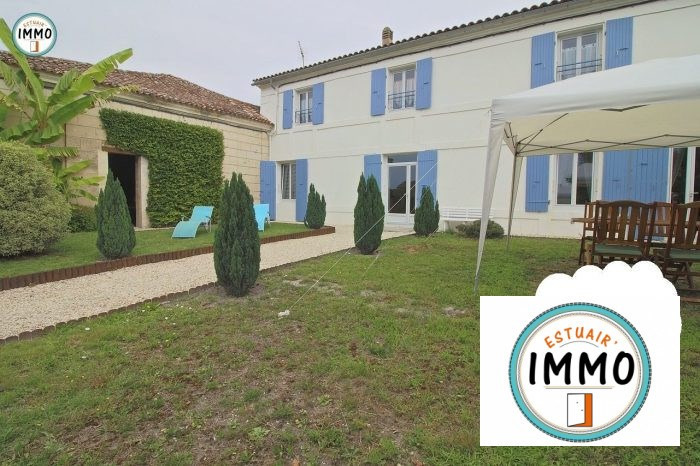 Sale house / villa Saint-fort-sur-gironde 229 190€ - Picture 1