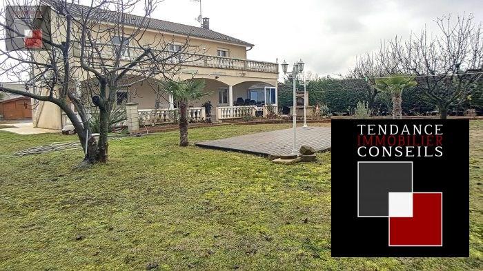 Vente maison / villa Jassans-riottier 350000€ - Photo 6
