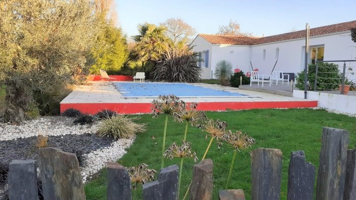 Sale house / villa Coëx 478400€ - Picture 9
