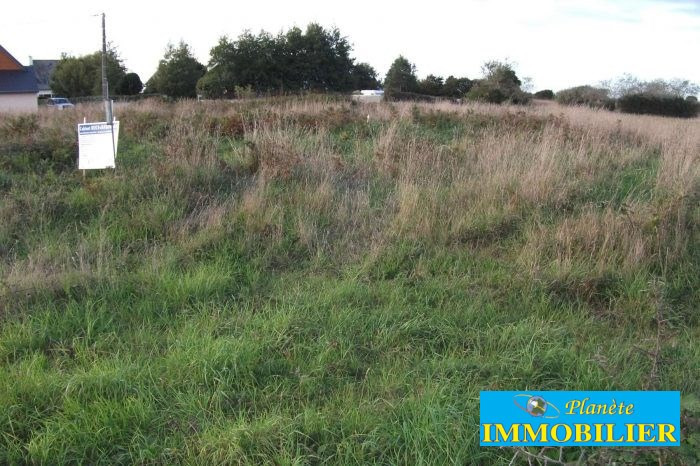 Vente terrain Plouhinec 32 100€ - Photo 1