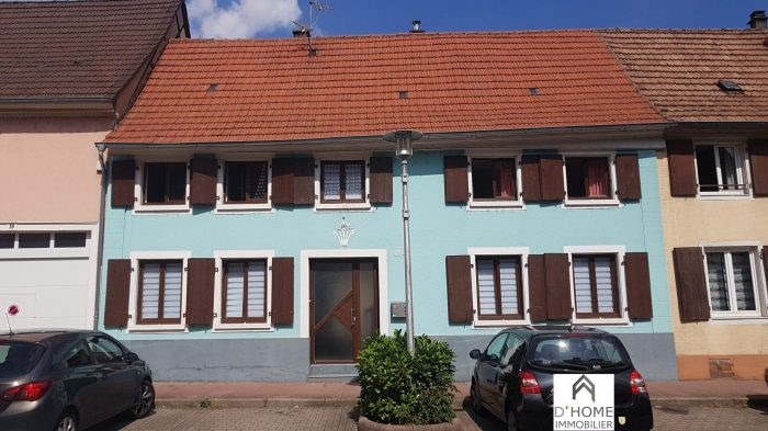 Sale house / villa Bischwiller 208 650€ - Picture 1