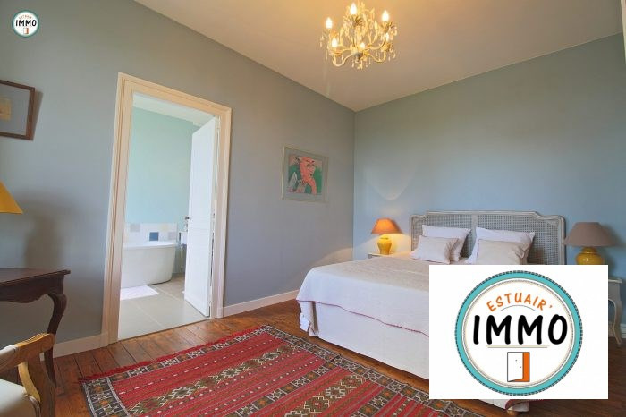 Deluxe sale house / villa Mortagne sur gironde 598900€ - Picture 15