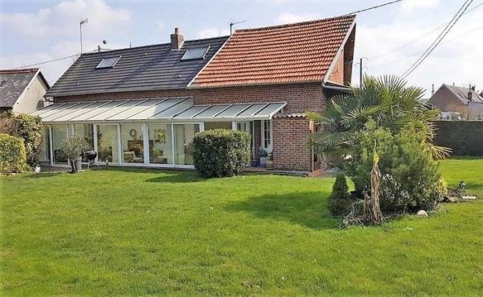 Sale house / villa Feuilleres 178000€ - Picture 1