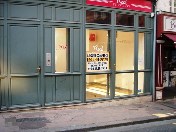 Alquiler  tienda Honfleur 2220€ HT/HC - Fotografía 1