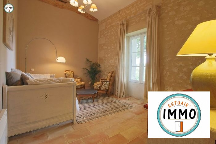 Deluxe sale house / villa Mortagne sur gironde 598900€ - Picture 20