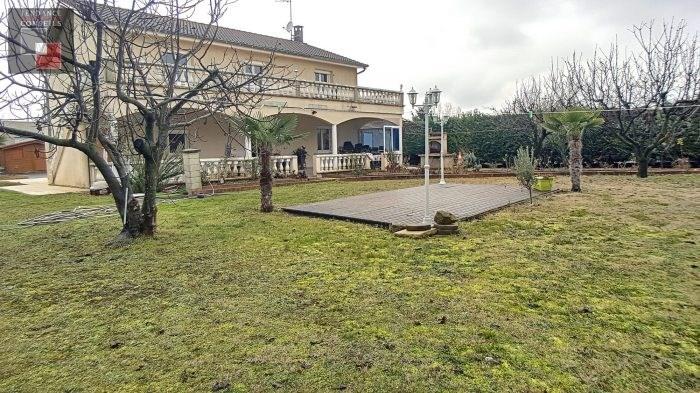 Vente maison / villa Jassans-riottier 370000€ - Photo 6