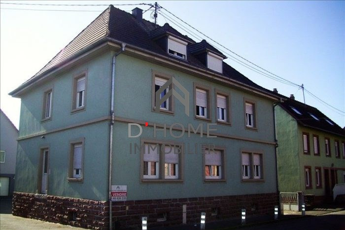 Sale building Gundershoffen 390000€ - Picture 1