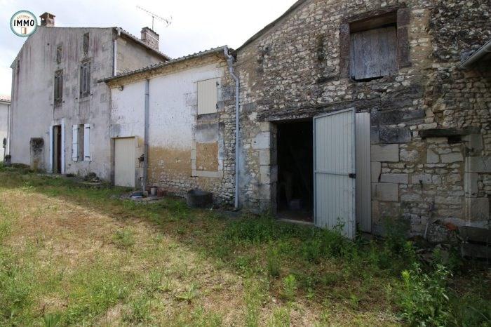 Vente maison / villa Saint-dizant-du-bois 50000€ - Photo 1