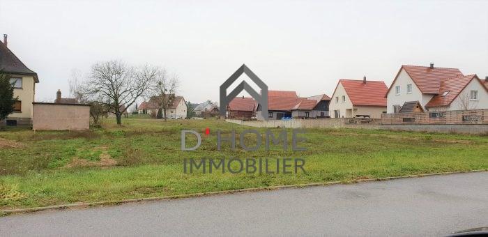 Vendita terreno Wilwisheim 66375€ - Fotografia 3