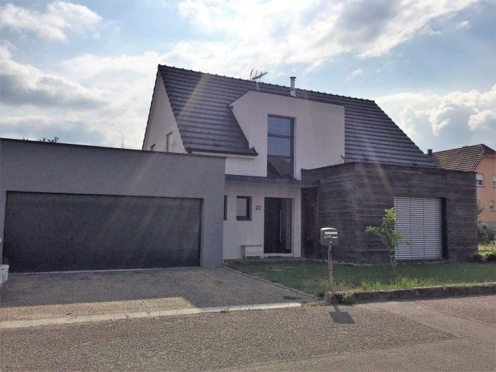 Vendita casa Leutenheim 378000€ - Fotografia 4