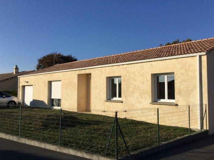 Sale house / villa La copechagnière 158400€ - Picture 1