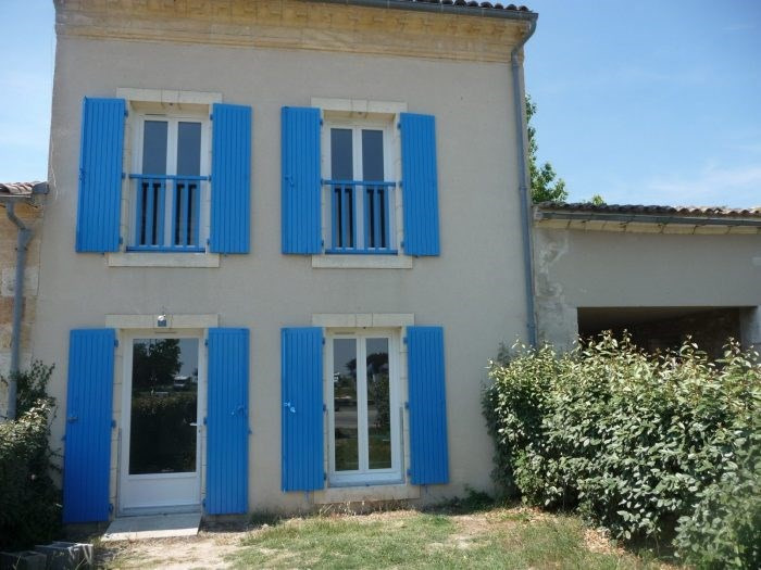Sale house / villa Mortagne-sur-gironde 223860€ - Picture 1