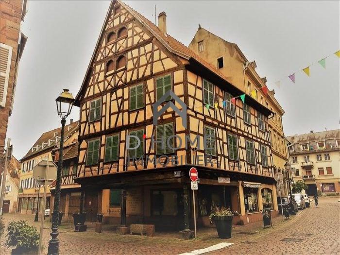 Producto de inversión  edificio Strasbourg 828000€ - Fotografía 1