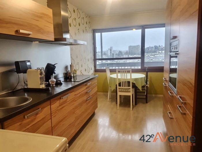 Vente appartement Saint-étienne 117 000€ - Photo 1