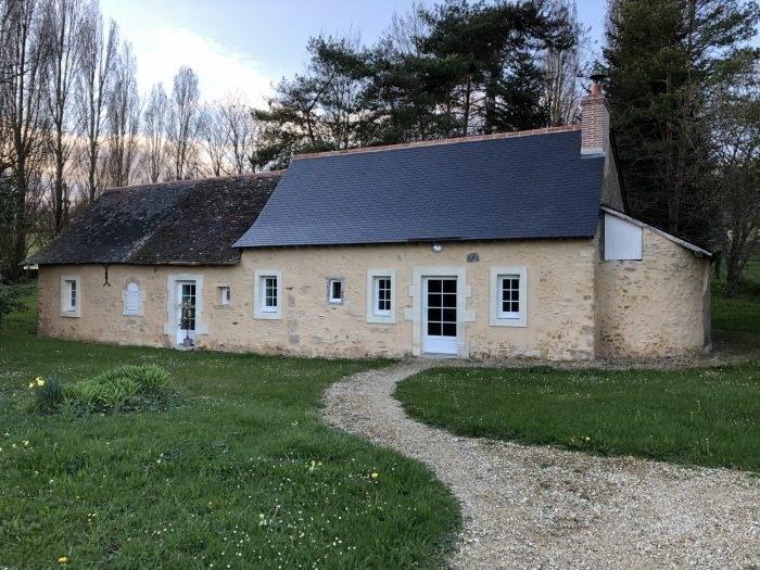 Rental house / villa Bazouges-sur-le-loir 560€ CC - Picture 1