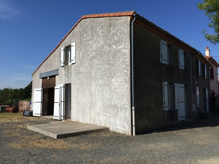 Rental house / villa Gétigné 615€ CC - Picture 1